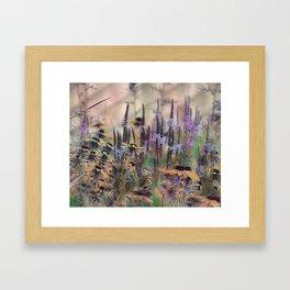 Wild Lovelies Framed Art Print