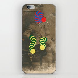Mr Slinky iPhone Skin