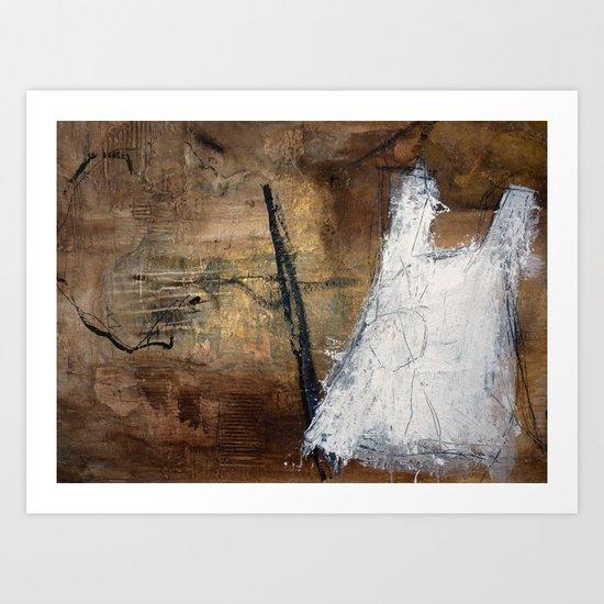 little dress Art Print