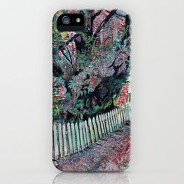 Honorable Yoshiko Cherry Tree iPhone Case