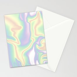 HOLOGRAPHIC DAYDREAM Stationery Cards