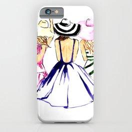 Girlfriends iPhone Case