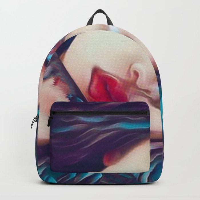 Glass Houses Backpack
