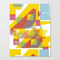 Slurp Ramp Canvas Print