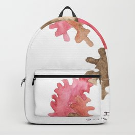 Matisse Inspired | Becoming Series || Patience Backpack