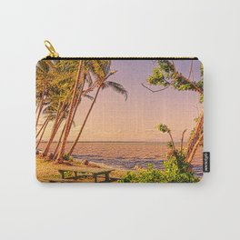 Time for a picnic on a warm tropical day Carry-All Pouch