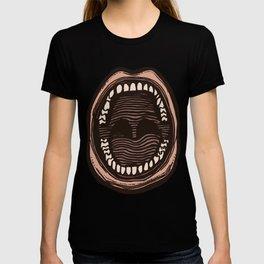 Big Mouth (transparent) T-shirt
