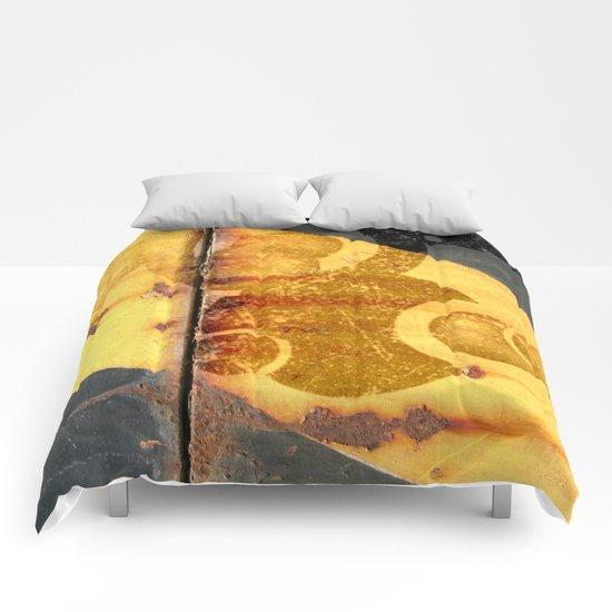 Metal Planet Comforters
