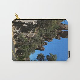 Scenic Bonita Canyon Road Carry-All Pouch