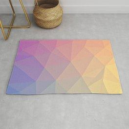 Abstract Polygons Rug