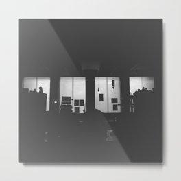 Dark Shadow Metal Print