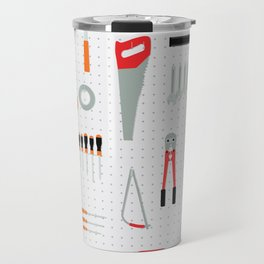 Tool Wall Travel Mug