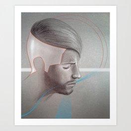 The Contempt Art Print