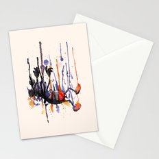 Falling Stationery Cards
