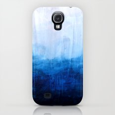 All good things are wild and free - Ocean Ombre Painting Galaxy S4 Slim Case