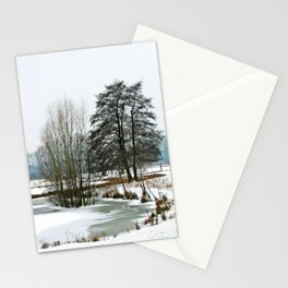 Wintertime in NRW Stationery Cards