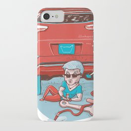 Strong Driver iPhone Case
