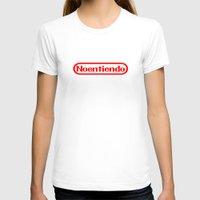 nintendo T-shirts featuring Nintendo by Carlos Bellod