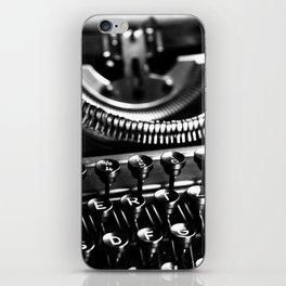 Typewriter No.5 iPhone Skin