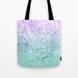 Mermaid Girls Glitter #1 #shiny #decor #art #society6 Tote Bag
