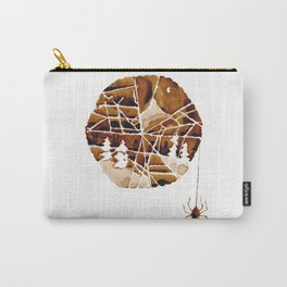 the mountain and the spider Carry-All Pouch