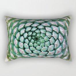 succulent - great design Rectangular Pillow