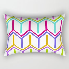 LARGE GEO Rectangular Pillow