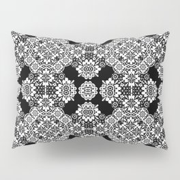 lace ornament Pillow Sham