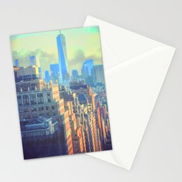 The Free Life Stationery Cards