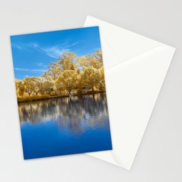 Panorama Lake View Stationery Cards