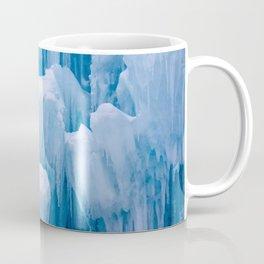Beautiful Blue Icicles Coffee Mug