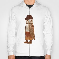 Hip Hop Owl Hoody