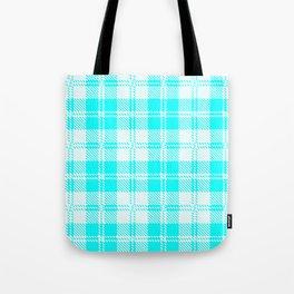 Tratan Style Pale Blue Backgrpund Tote Bag