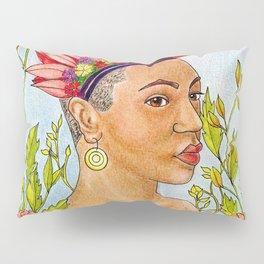 Portrait of Queen Calafia Pillow Sham