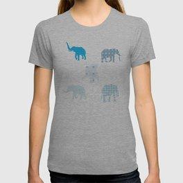 Five Elephants version1 T-shirt