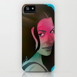 Classy- Evangeline Lilly iPhone Case