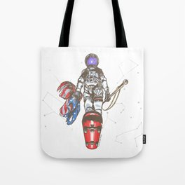 The Last Spaceman Tote Bag