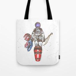 The Last Spaceman Tote Bag