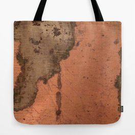 Tarnished Copper rustic decor Tote Bag