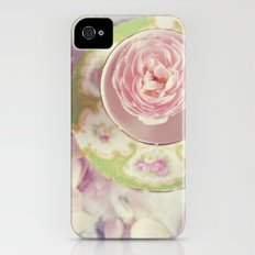 When Alice Came To Tea iPhone (4, 4s) Slim Case
