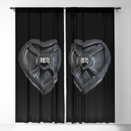 Lift With Your Heart Blackout Curtain
