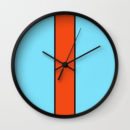 Oily Tradition Wall Clock