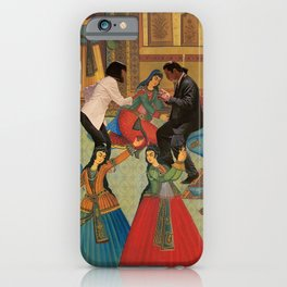Sex, Drugs and Gol-O-Bolbol iPhone Case