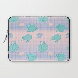 Minty Kiwis Laptop Sleeve