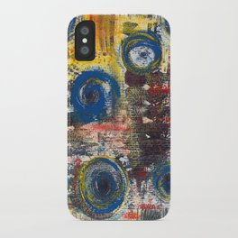 Abstract Nr. 2 iPhone Case