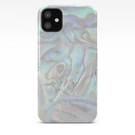 abalone whisper iPhone Case