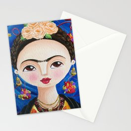 Frida, Intimidades del Corazón Stationery Cards