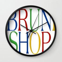 Bruni Shop - 4 Wall Clock