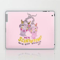 We're the scary bitches you've been dreaming of Laptop & iPad Skin