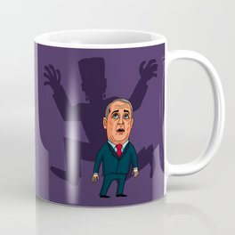 The GOP loses control of its Frankenstein monster Coffee Mug